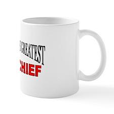 """The World's Greatest Fire Chief"" Mug"
