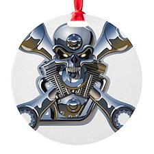 Motorhead Ornament