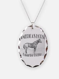 Americashorse Necklace