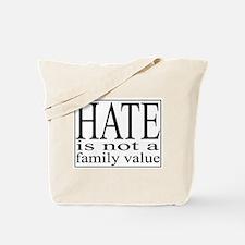 Hate Tote Bag