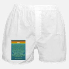 MontDawn Boxer Shorts