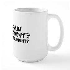 PALIN-JOKING-BUMPER Mug