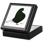 Black Flight Keepsake Box