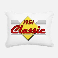 cSign1951 Rectangular Canvas Pillow