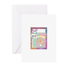 can't wait to meet yoGreeting Cards (Pk of 10)
