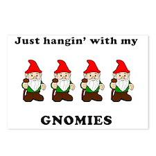 my gnomies Postcards (Package of 8)