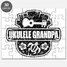 Ukulele GrandPa Puzzle