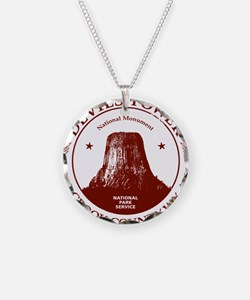 Devils Tower W Necklace