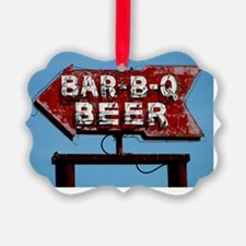 barbeque-beer Ornament