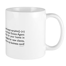 CONFIDENT & SAVVY Small Mug