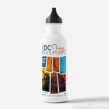 2010 DCJF_poster Water Bottle