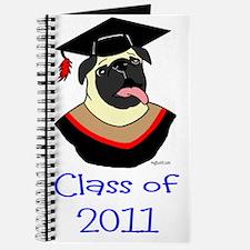 Pug Graduate shirt_edited-2 Journal
