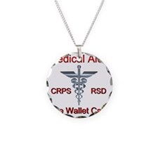 CRPS RSD Medical Alert See W Necklace