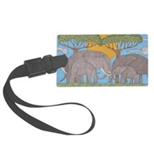Family Bonds Luggage Tag