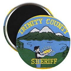 Trinity County Sheriff Magnet