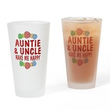 AUNTUNCLE Drinking Glass