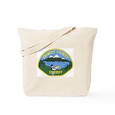 Trinity County Sheriff Tote Bag