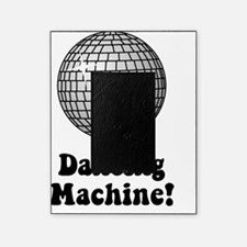 Dancing Machine Black Picture Frame