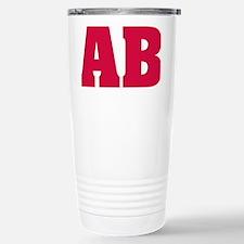 AlphaBeta Travel Mug