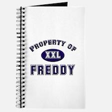 Property of freddy Journal