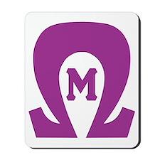 OmegaMu Mousepad