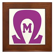 OmegaMu Framed Tile