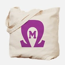 OmegaMu Tote Bag