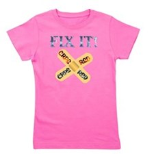 Fix It ! Girl's Tee