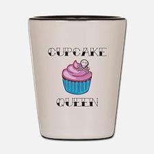 Cupcake Queen2 Shot Glass