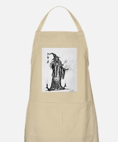 silly self portrait Apron