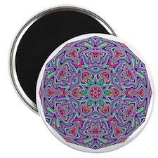 Digital Mandala 5 Magnet