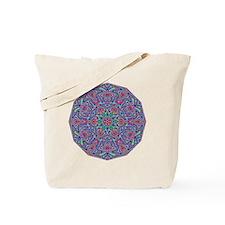 Digital Mandala 5 Tote Bag