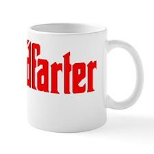 The Godfarter RED Mug