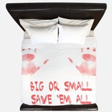 Big or Small King Duvet