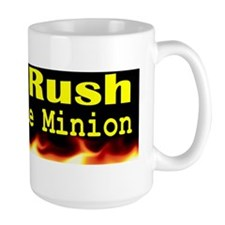 Fire Rush Corporate Minion bumper stick Mug