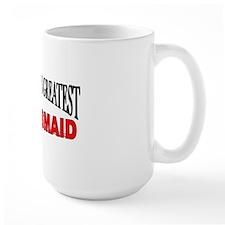 """The World's Greatest Bridesmaid"" Mug"