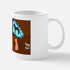 Ashfur and Leafpools envy Mug