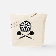 Darts_shirt Tote Bag