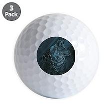 I Will Follow You Golf Ball