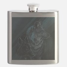 I Will Follow You Flask