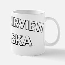 Knik-Fairview Alaska Mug
