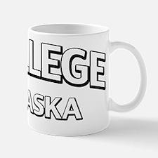 College Alaska Mug