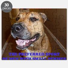 DOG FIGHTING2 Puzzle