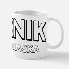 Knik Alaska Mug