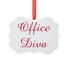 Diva Ornament