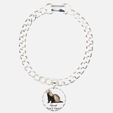 Ferret Dont Care! Bracelet