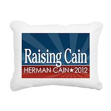 206_yard-sign_raising_ca Rectangular Canvas Pillow