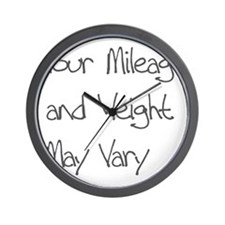 YMMV Wall Clock