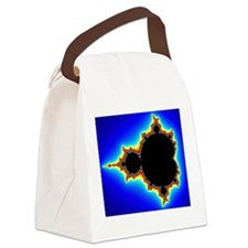 Mandelbrot Set 03 Canvas Lunch Bag