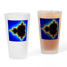Mandelbrot Set 03 Drinking Glass